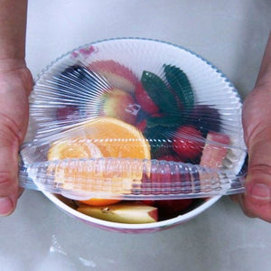 Smart Silicone Stretch Lids