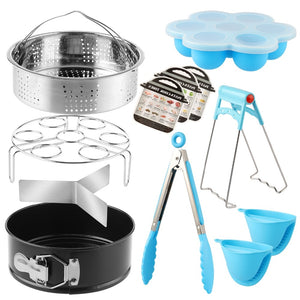 9 Piece Instant Pot Accessory Set