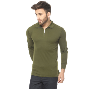 mens bottle green t-shirt