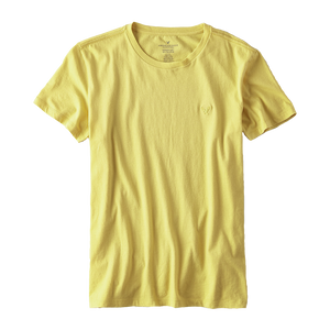 Men's plain candy color t-shirt