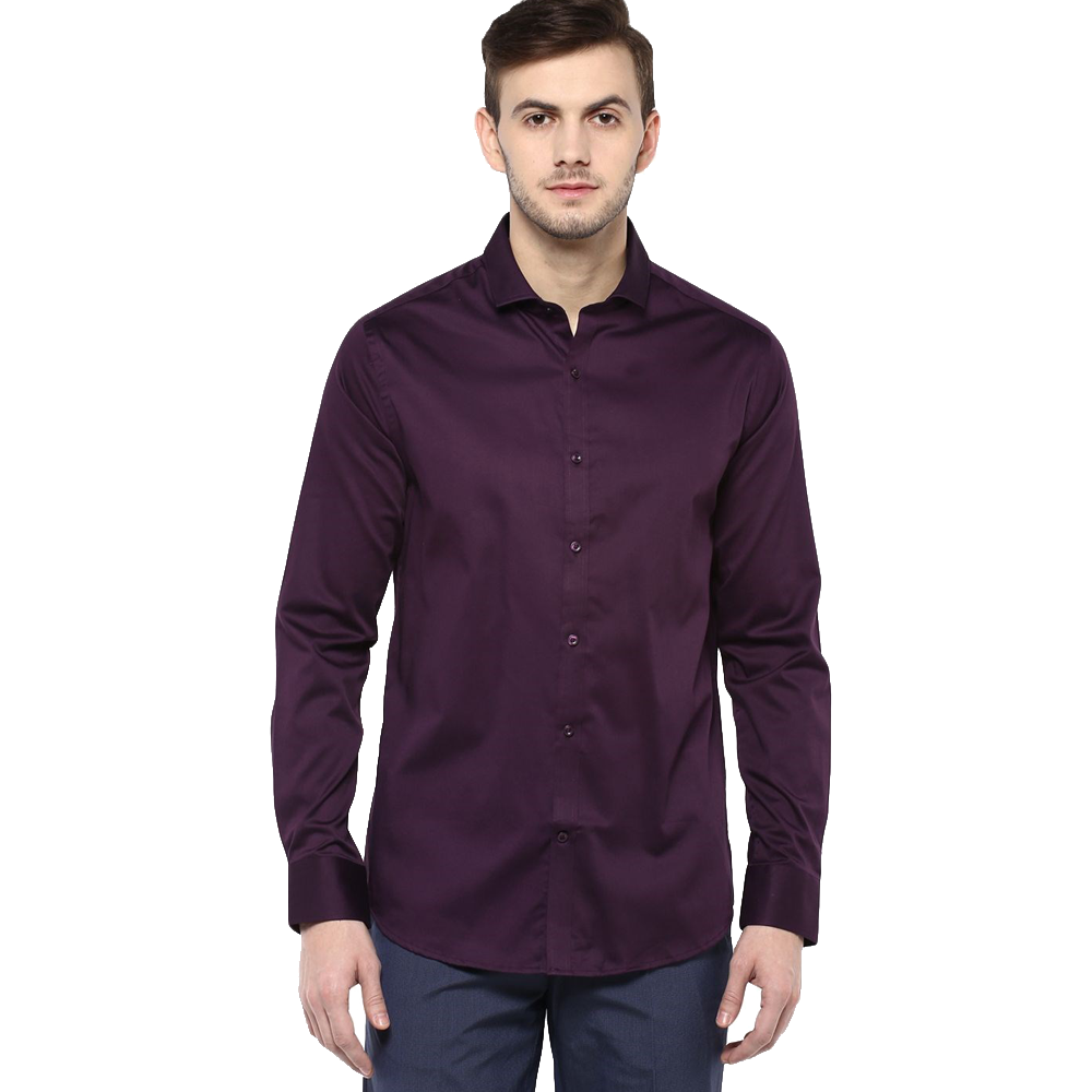 mens full sleeve plain shirt