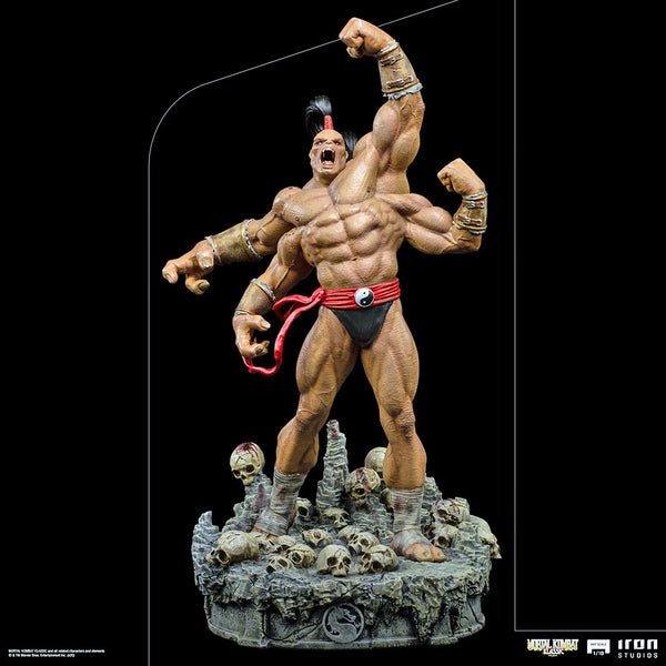 [PRE-ORDER] Mortal Kombat - Goro Collectible Art Scale 1/10 Statue