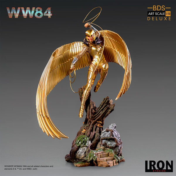 [PRE-ORDER] Iron Studios Wonder Woman Deluxe Art Statue WW84 1/10 Scale