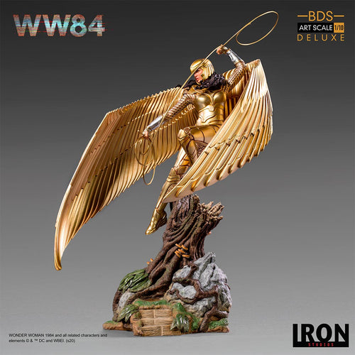Wonder Woman Deluxe Art Statue WW84 1/10 Scale
