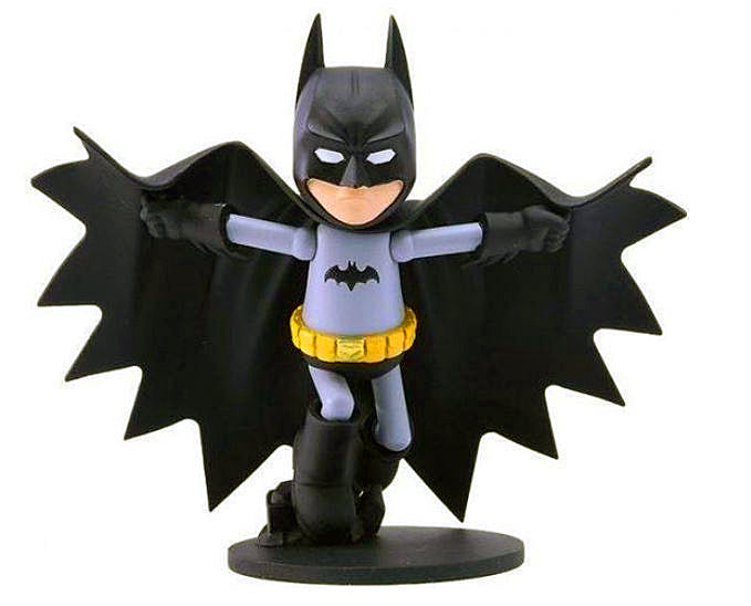 HeroCross DC Justice League Batman Collectible 3.5 in Mini Figure