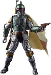 Boba Fett Carbonized Action Figure with cape