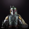 Boba Fett Carbonized Action Figure close up