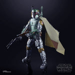 Boba Fett Carbonized Action Figure left side view