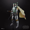 Boba Fett Carbonized Action Figure with rifle