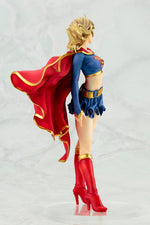 Supergirl Bishoujo Statue right side view