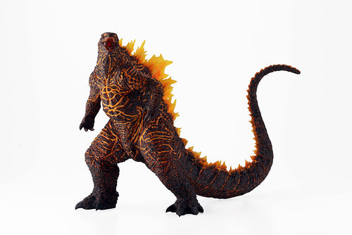 GODZILLA Statue (2019) Burning Version HYPER SOLID Series