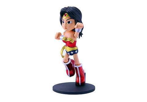 HeroCross DC Justice League Wonder Woman Collectible 3.5 in Mini Figure