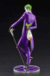 IKEMEN SERIES THE JOKER DC COMICS 1:7 SCALE STATUE left back view