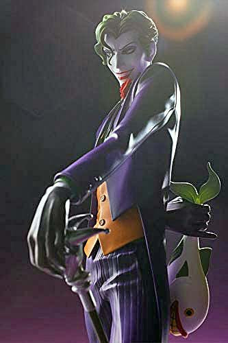 IKEMEN SERIES THE JOKER DC COMICS 1:7 SCALE STATUE