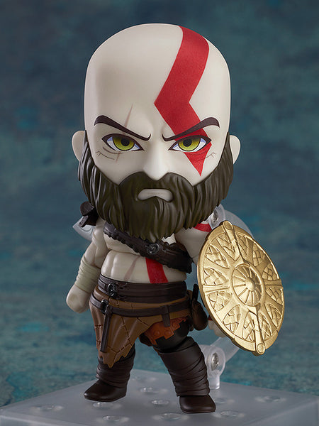 Good Smile Company Nendoroid Series  God of War Kratos Collectible Figure 925