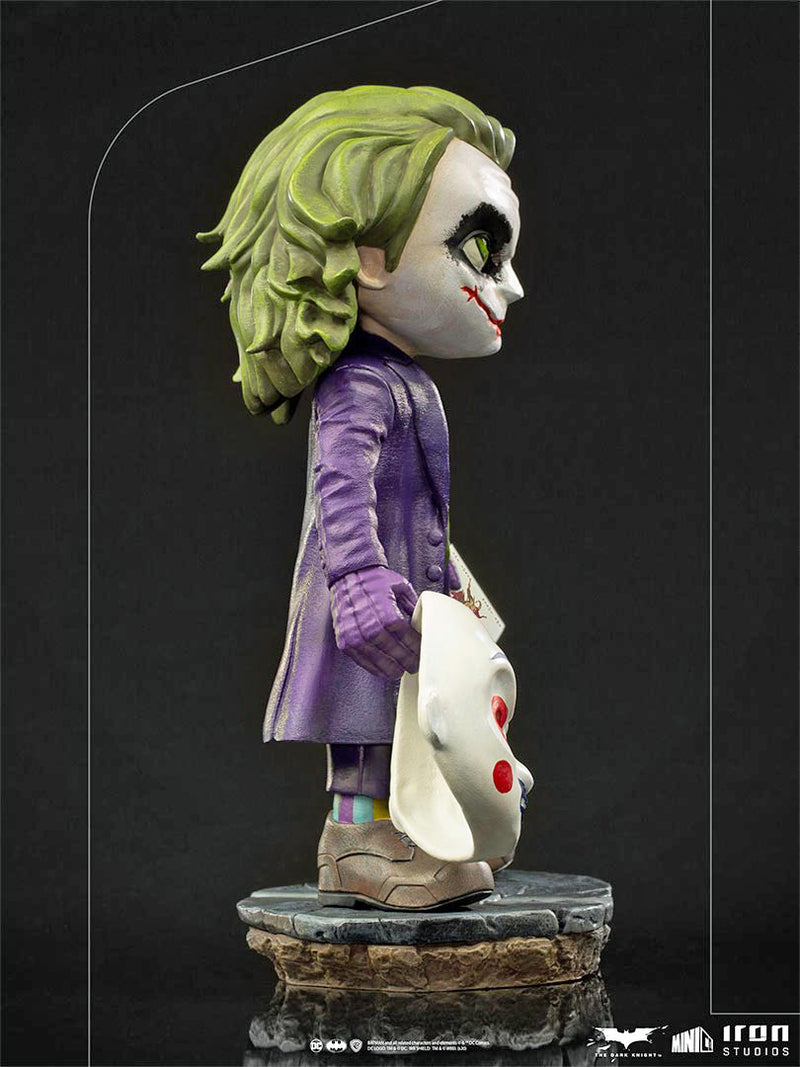 The Joker The Dark Knight  Minico Figure