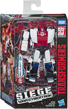 Transformers Toys Generations War for Cybertron Deluxe RED ALERT Action Figure