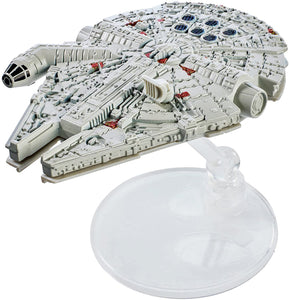 Hot Wheels Star Wars Rogue One Starship Vehicle, Millennium Falcon