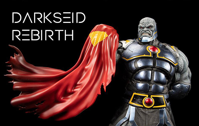 [PRE-ORDER] Darkseid DC Premium Collectibles DC Rebirth Series 1/6 Scale Statue