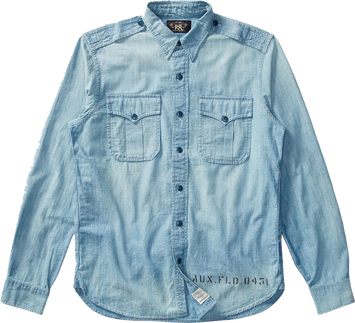 Men's Sky Blue Shirt