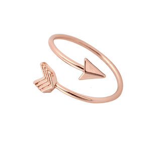 Adjustable Arrow Ring