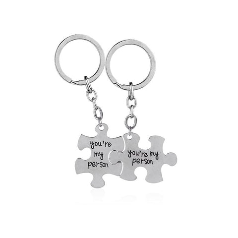 You're My Person Key Chains