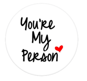 You're My Person Popsocket