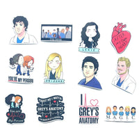 Greys Sticker Pack