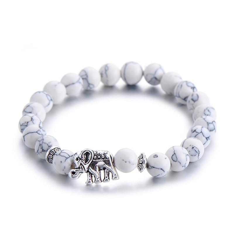 Good Luck Elephant Bracelet