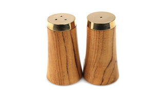 Be Home Teak Salt and Pepper Shaker
