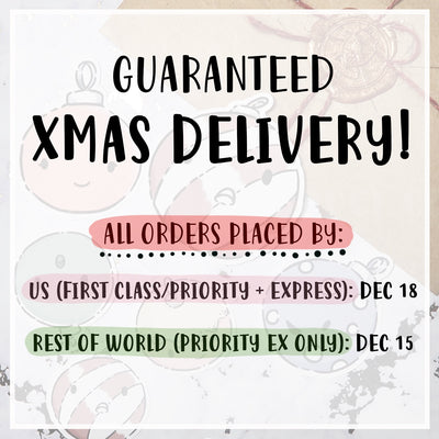 Guaranteed Xmas Delivery!