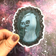 Magical Creature - Hand Drawn Wizard Die Cut