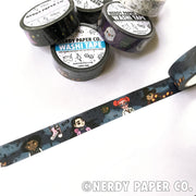 WITCHY GIRLS WASHI TAPE | MT007