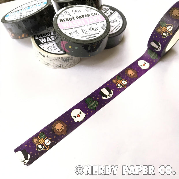 WIZARD CREST WASHI TAPE | MT008