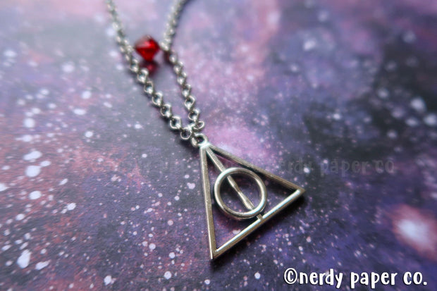 X. Lovegood's Necklace |  Wizard  | Handmade Necklace