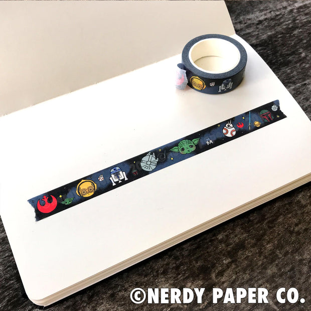 STAR WARZ WASHI TAPE | MT009