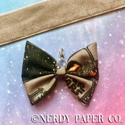 STAR WARZ PLANNER Bow Charm - Hand Sewn Planner Charm