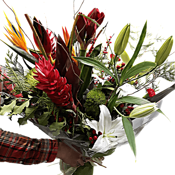 Large Christmas Bouquet