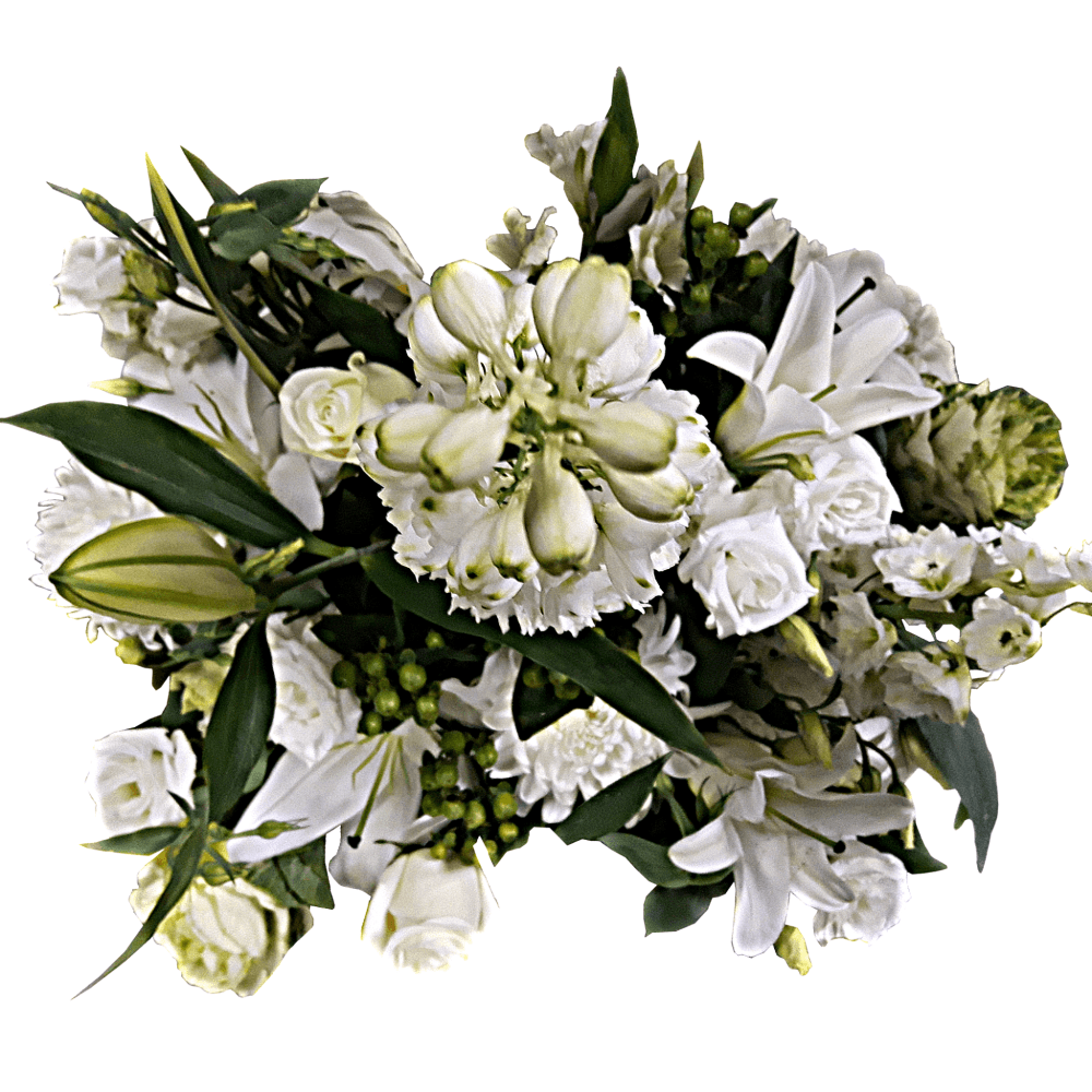 Magnificent White Bouquet