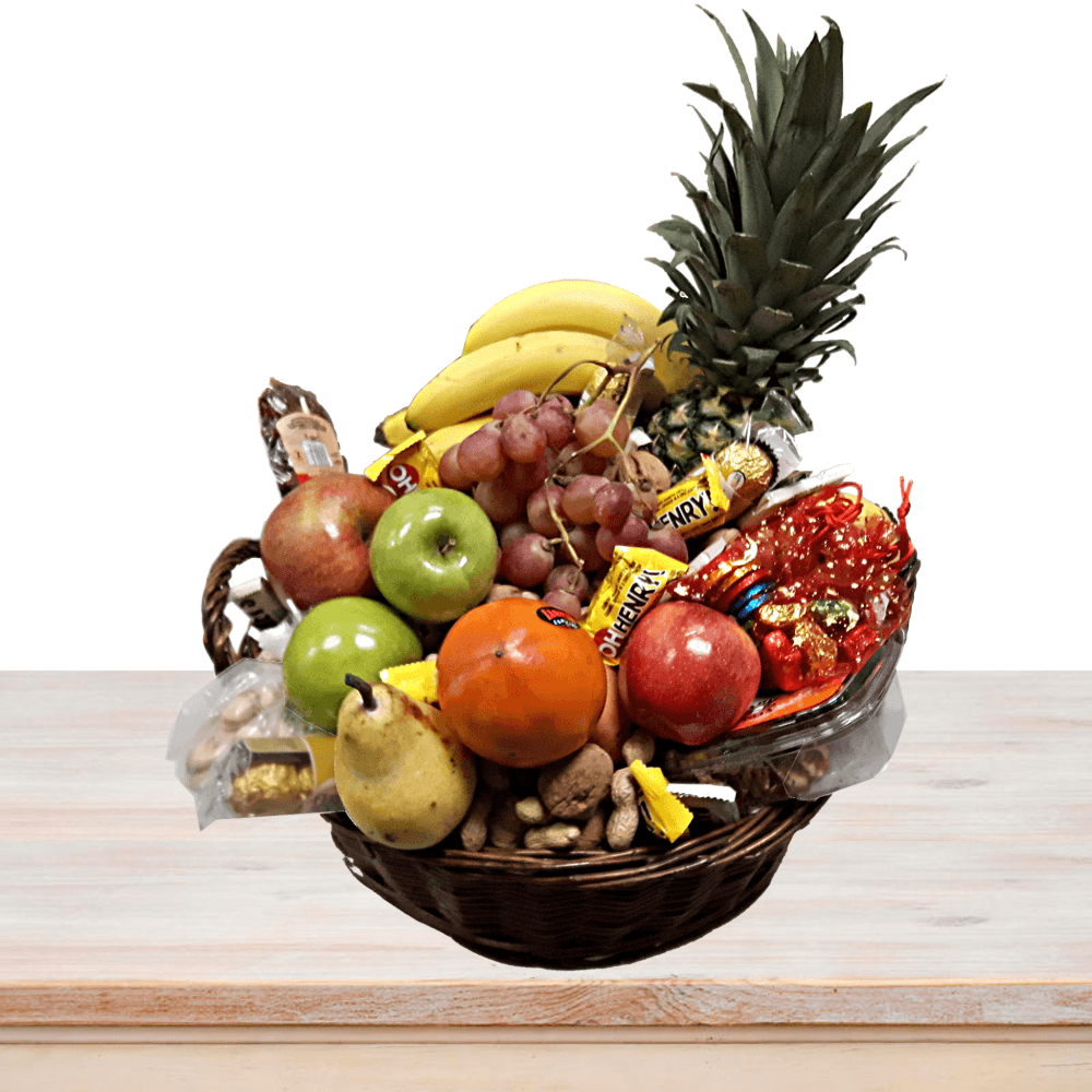 Giant Fruit Basket