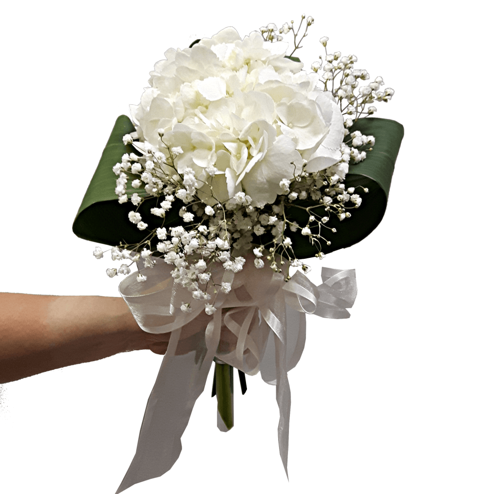 Pure Bridesmaid Bouquet