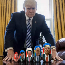 Trump's Russian Nesting Doll