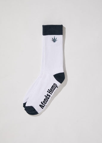 AFENDS Split Hemp Socks