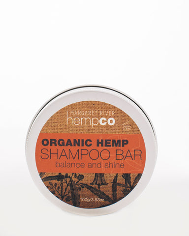 MR Organic Hemp Shampoo Bar