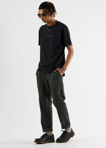 AFENDS Ninety Twos Hemp Relaxed Fit Chino Pants