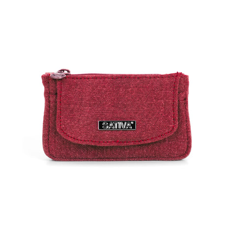 SATIVA  Trio Coin Purse - Hemp & Organic Cotton