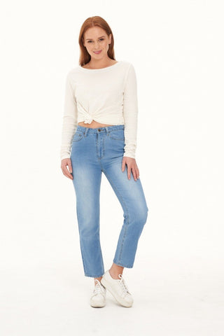 BRAINTREE Ladies Straight Jeans