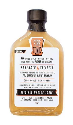 HILBILY CULTURED FOOD  Fire Tonic