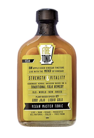 HILBILY CULTURED FOOD VEGAN Master Tonic