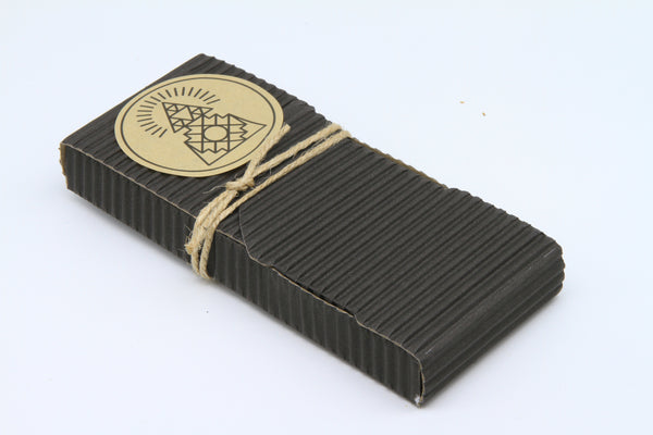 9 Piece Incense Incausa in a black packet
